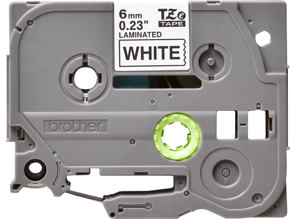 Brother TZe-211 ruban d'étiquettes 6mm 2