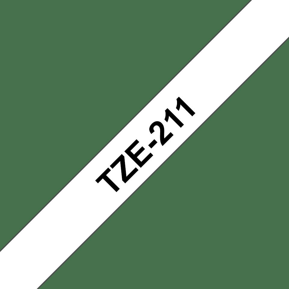 Brother TZe-211 ruban d'étiquettes 6mm