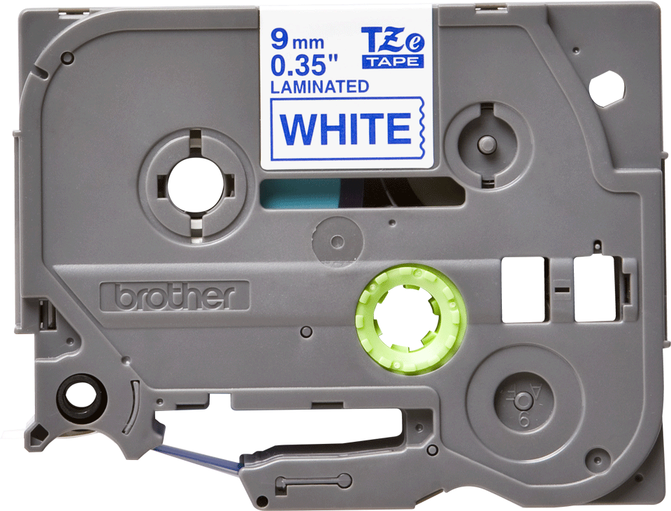 Brother TZe-223 9mm labeltape 2
