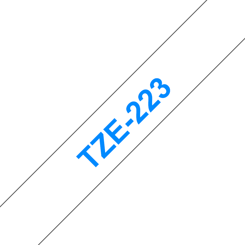 Brother TZe-223 9mm labeltape