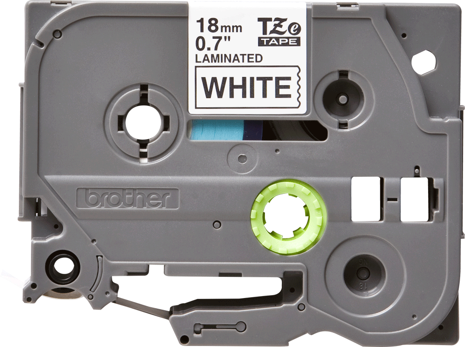 Brother TZe-241 18mm labeltape 2
