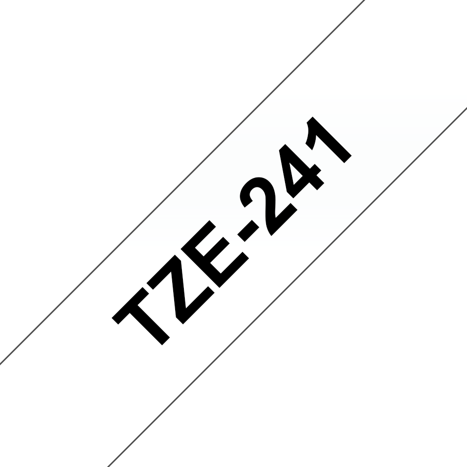 Brother TZe-241 18mm labeltape