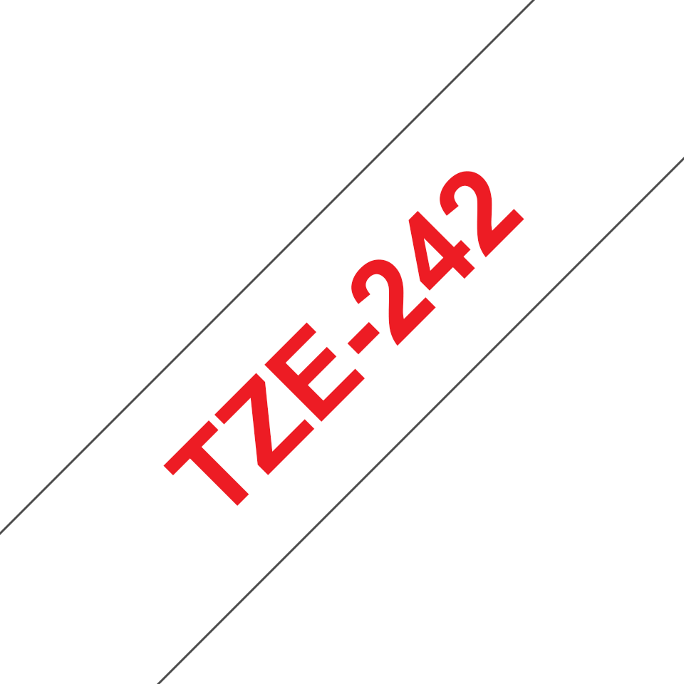 Brother TZe-242 18mm labeltape