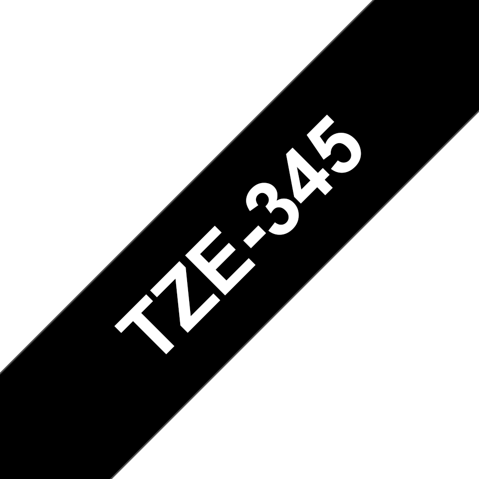 Brother TZe-345 18mm labeltape