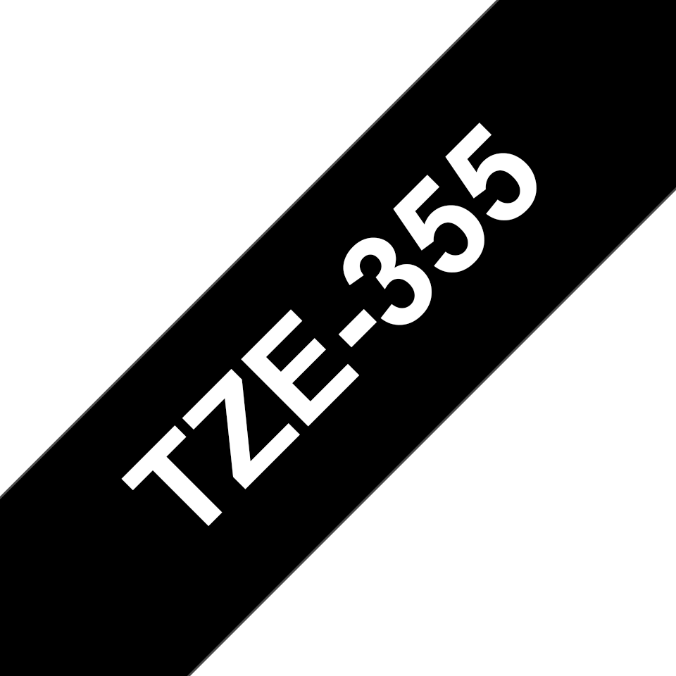 Brother TZe-355 24mm labeltape