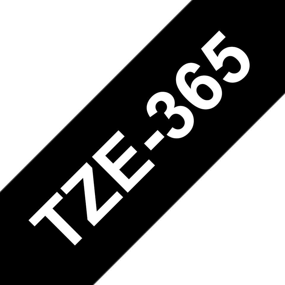 Brother TZe-365 36mm labeltape