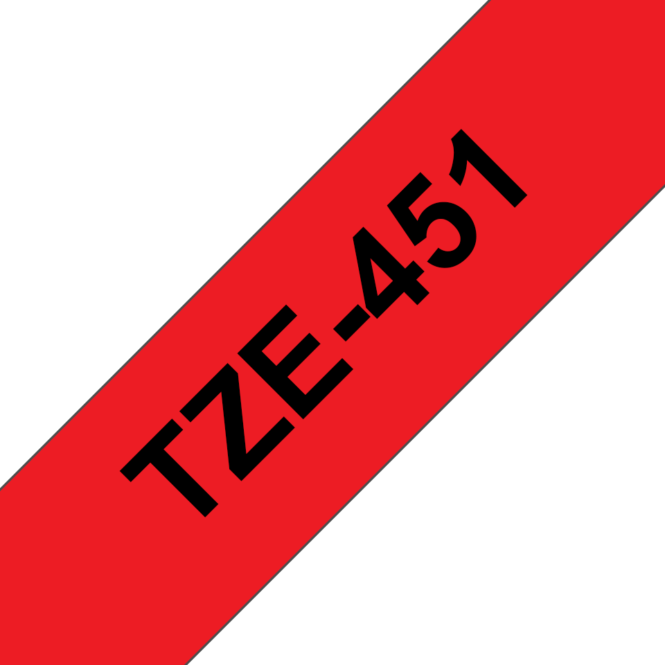 Brother TZe-451 24mm labeltape 2