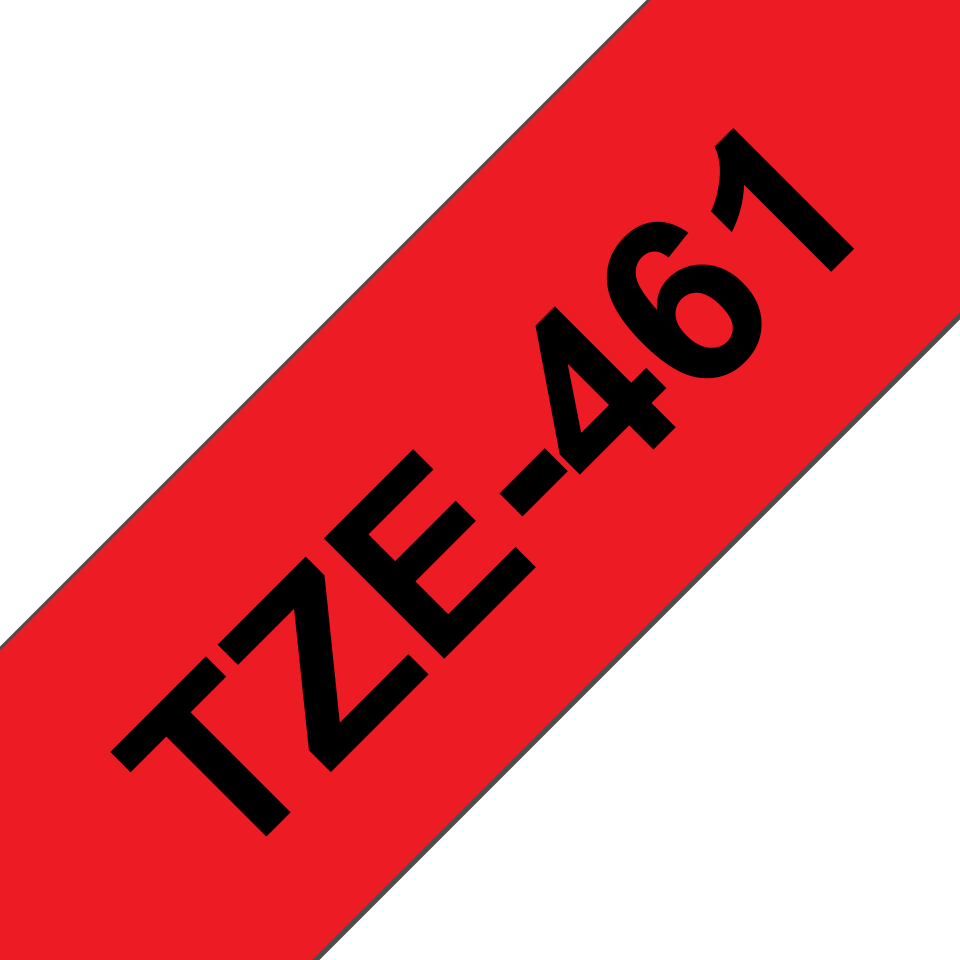 Brother TZe-461 36mm labeltape