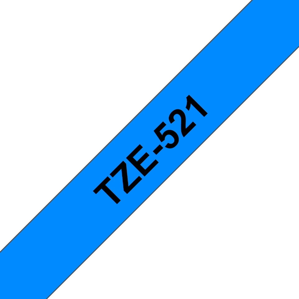 Brother TZe-521 9mm labeltape