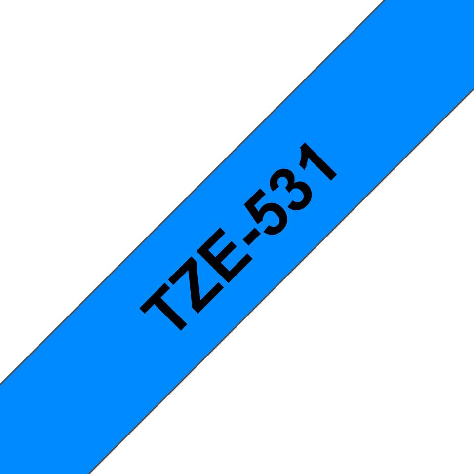 Brother TZe-531 12mm labeltape