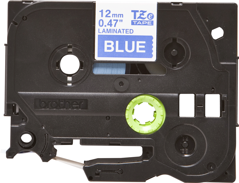 Brother TZe-535 12mm labeltape 2