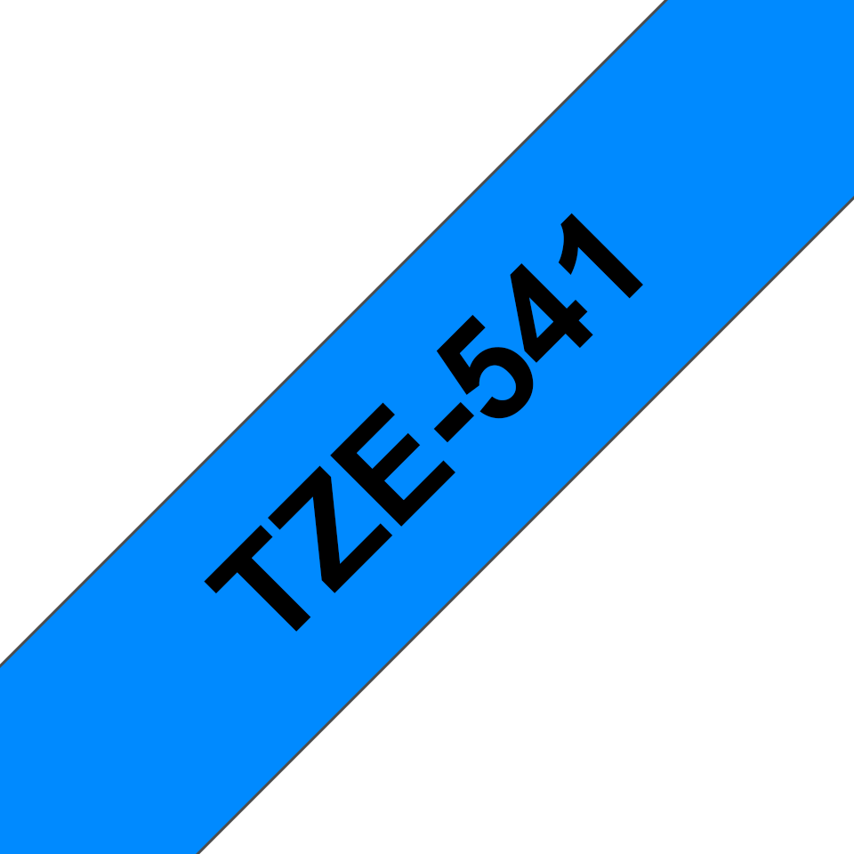 Brother TZe-541 18mm labeltape
