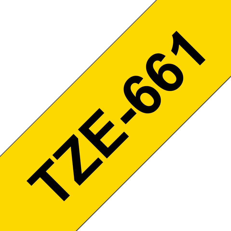 Brother TZe-661 36mm labeltape