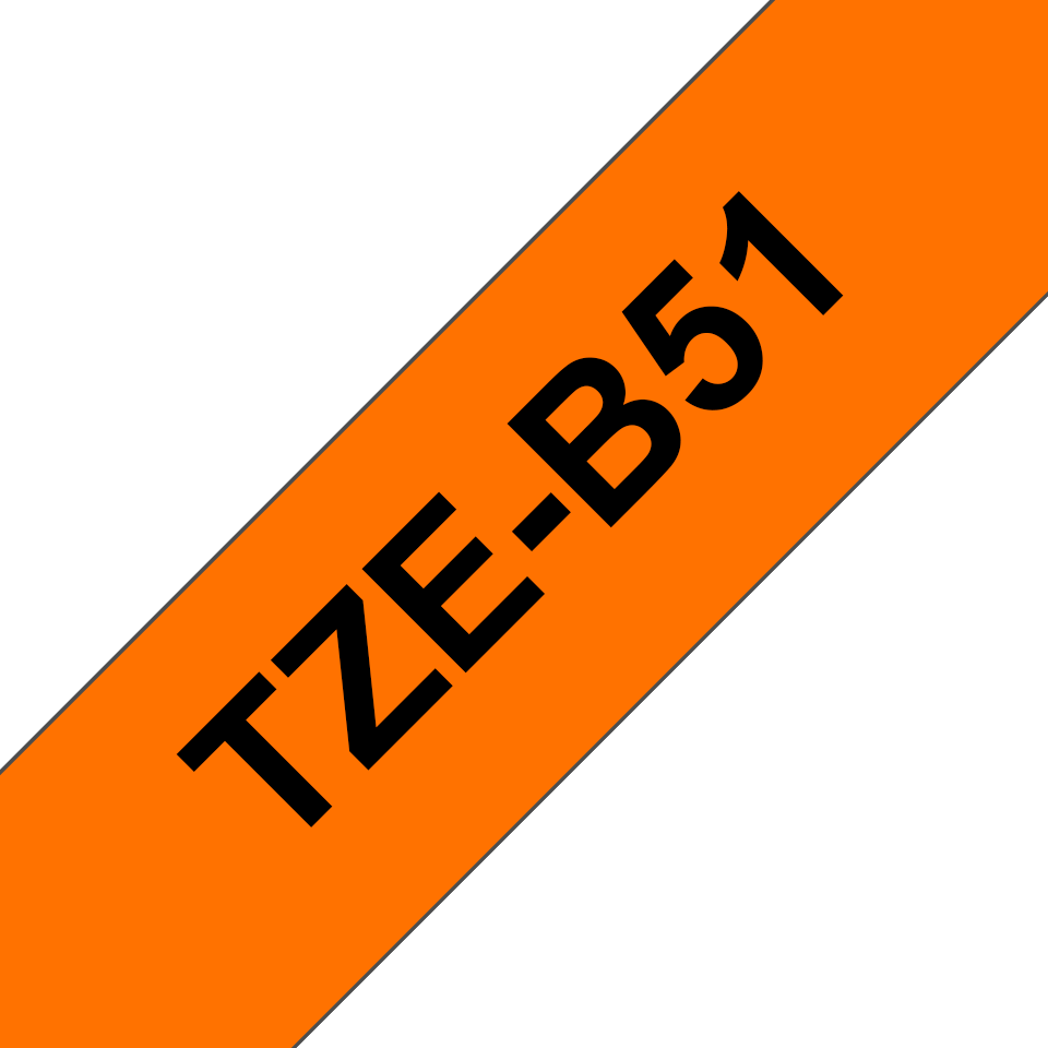 Brother TZe-B51 24mm labeltape