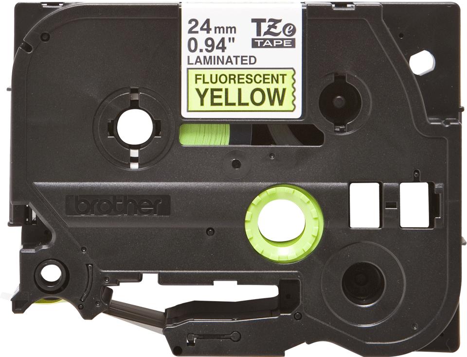 Brother TZe-C51 24mm labeltape 2