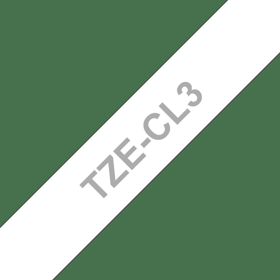 Brother TZe-CL3 ruban 12mm pour nettoyage de tête d'impression 3