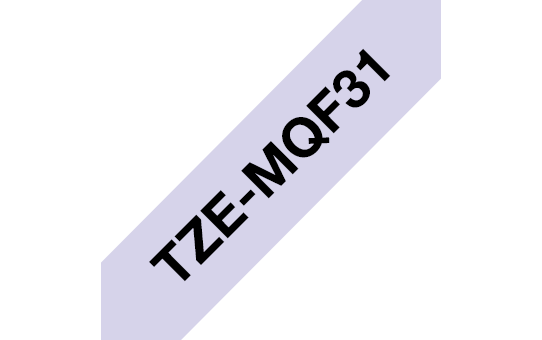 Brother TZe-MQF31 12mm labeltape