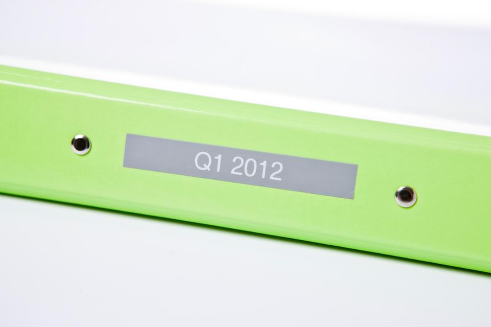 Brother TZe-MQL35 12mm labeltape 4