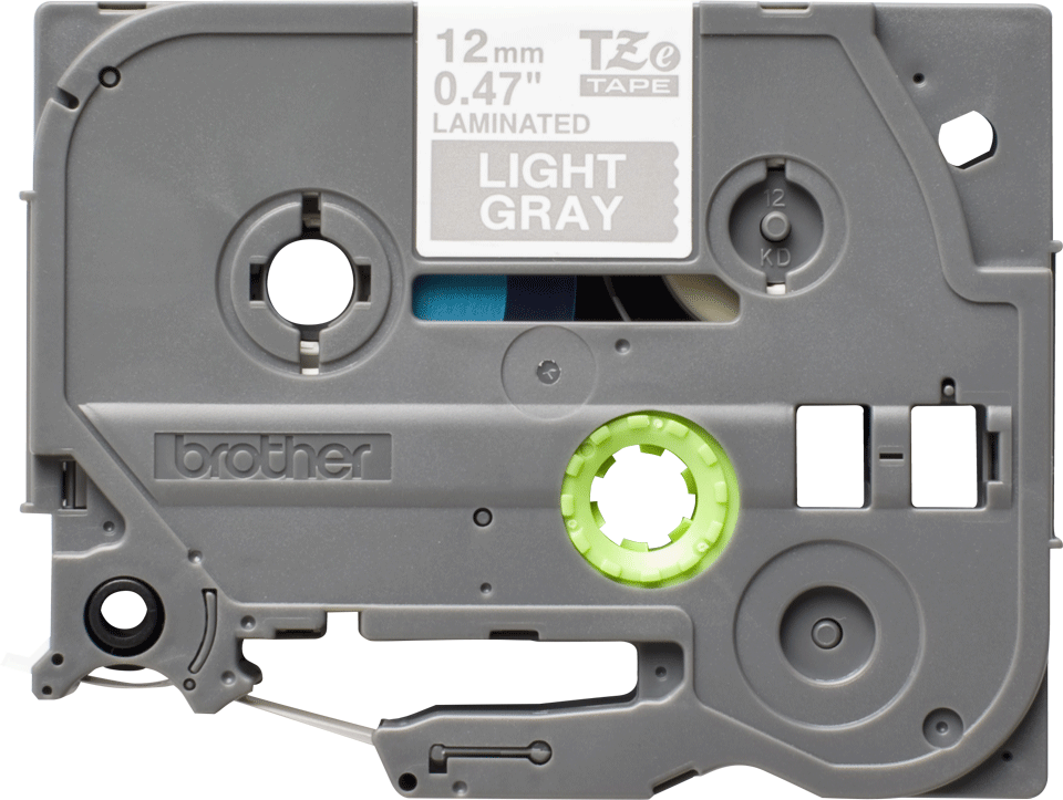Brother TZe-MQL35 12mm labeltape 2
