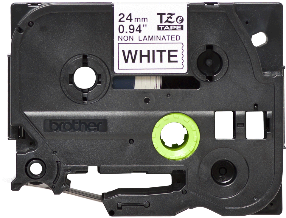 Brother TZe-N251 24mm labeltape 2
