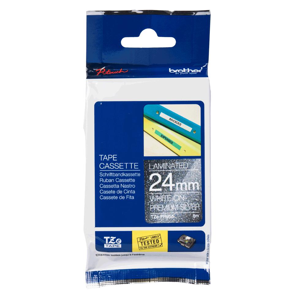 Brother TZe-PR955 24mm labeltape 3