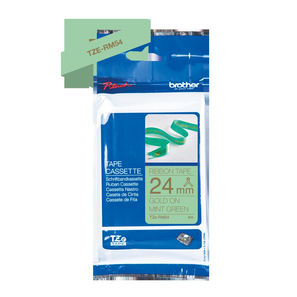Brother TZe-RM54 ruban tissu 24mm 2
