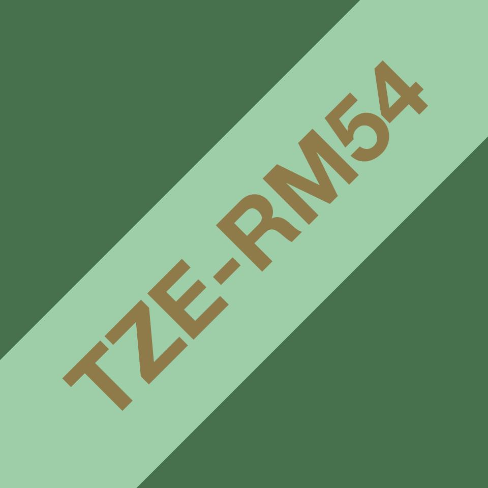 Brother TZe-RM54 ruban tissu 24mm 3