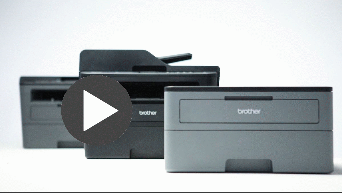 DCP-L2510D imprimante 3-en-1 laser monochrome compacte 4