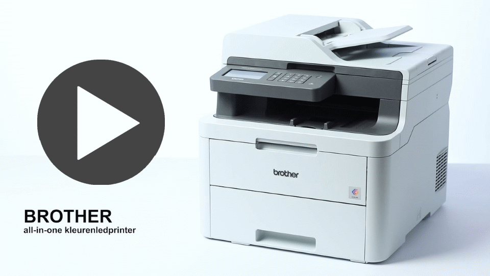 DCP-L3550CDW all-in-one kleurenled printer 6