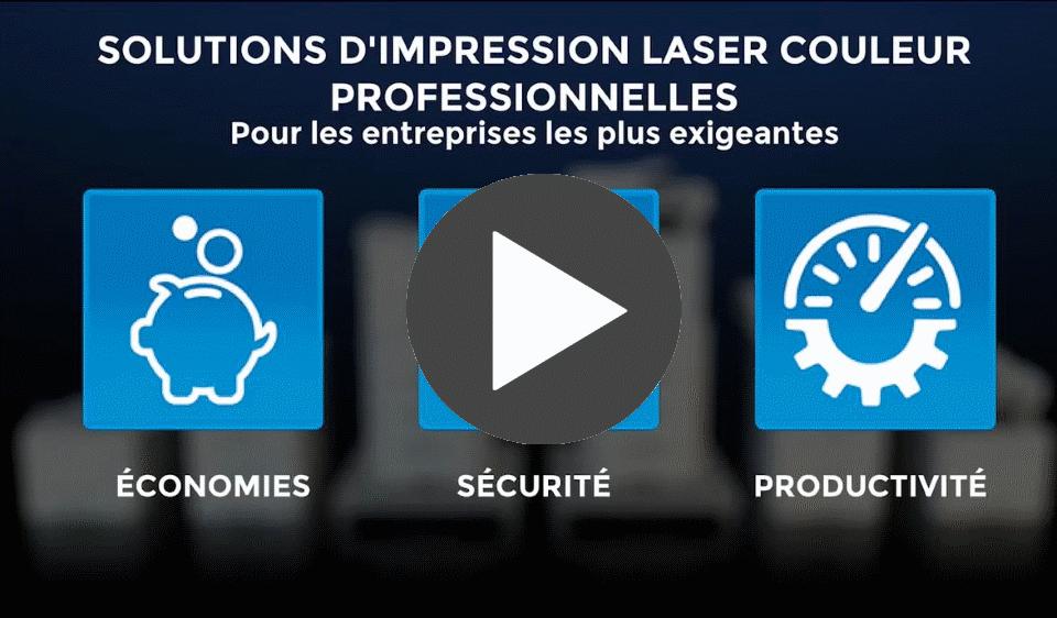 HL-L8260CDW imprimante laser couleur professionnelle 4