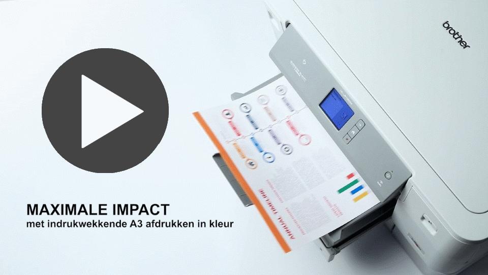 HL-J6100DW Business Smart A3 inkjet printer 7