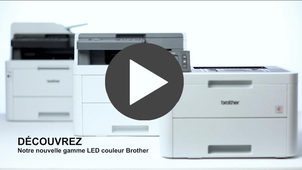 MFC-L3710CW imprimante laser couleur 4-en-1, Wifi 7