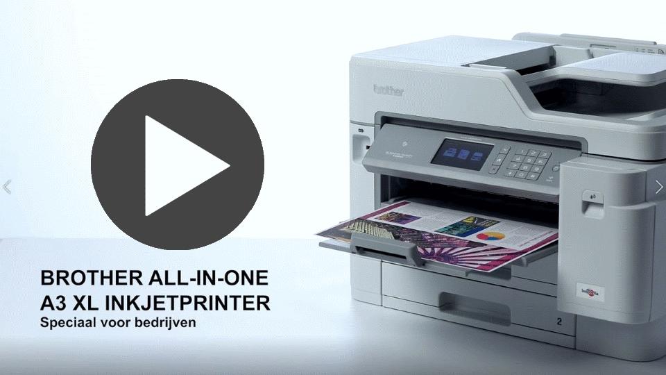 MFC-J5945DW Business Smart A3 4-in-1 inkjet printer 7