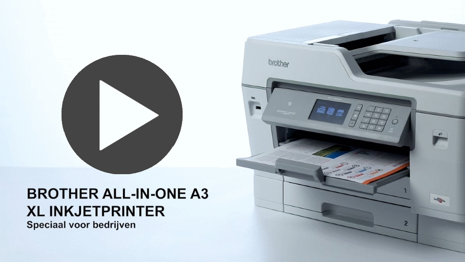 MFC-J6945DW Business Smart A3 4-in-1 inkjet printer 7