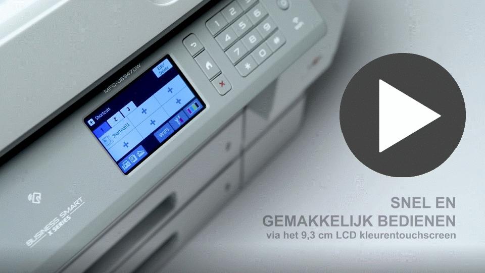 MFC-J6947DW Business Smart A3 4-in-1 inkjet printer 7