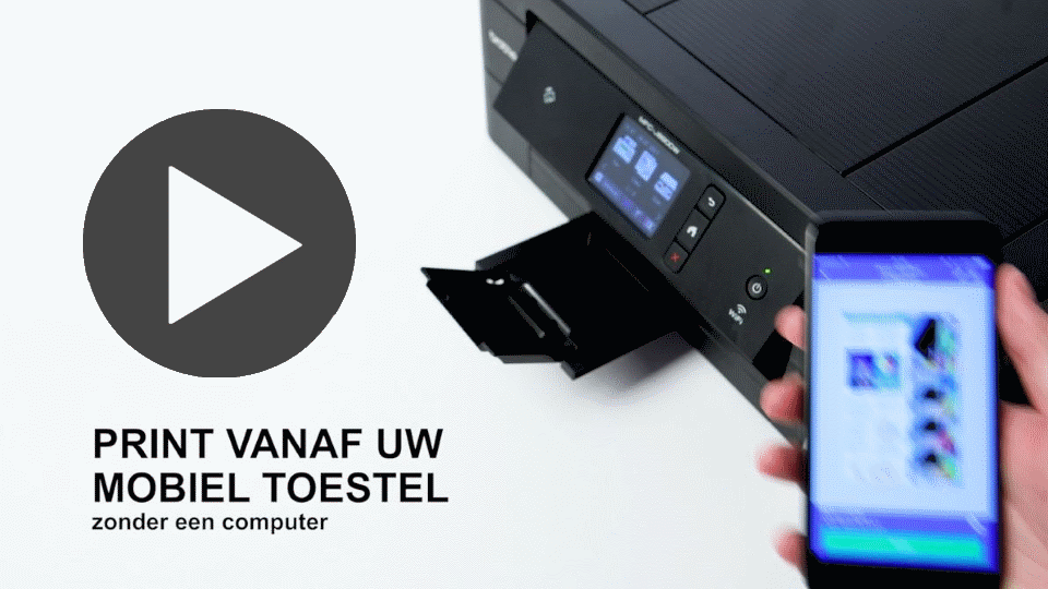 MFC-J890DW A4 all-in-one inkjet printer 7