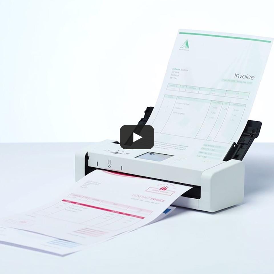 ADS-1700W compacte scanner 10