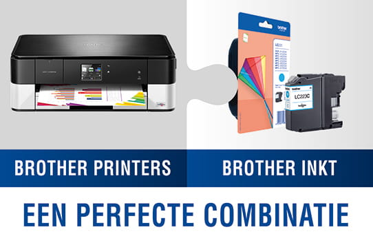 Brother LC1100HYBKBP2 inktpatronen pack - 2x zwart 2
