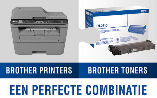 Brother TN2210 toner zwart - standaard rendement 3