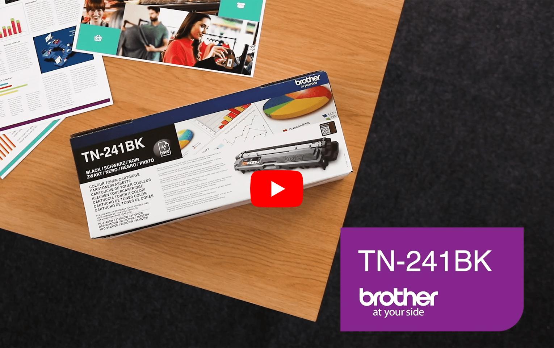 Brother TN241BK toner zwart - standaard rendement 5
