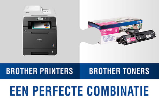 TN-328Y originele gele Brother toner met super hoog rendement 3